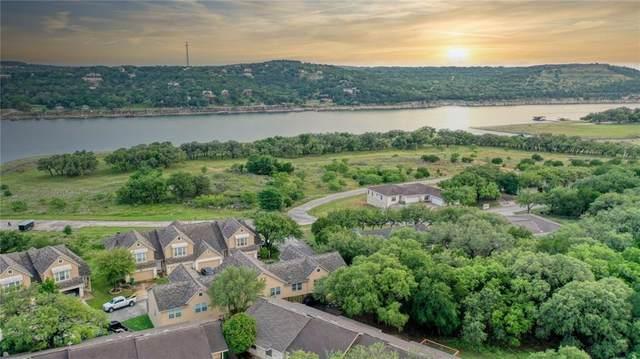 20986 Waterside Dr #43, Lago Vista, TX 78645 (#8673416) :: Front Real Estate Co.