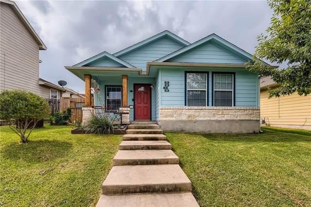 5912 Pinon Vista Dr, Austin, TX 78724 (#8673875) :: Front Real Estate Co.