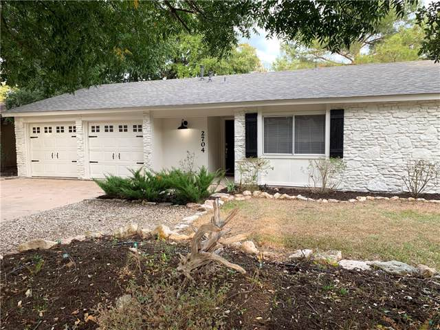 2704 Smith Ave, Taylor, TX 76574 (#8675278) :: The Perry Henderson Group at Berkshire Hathaway Texas Realty