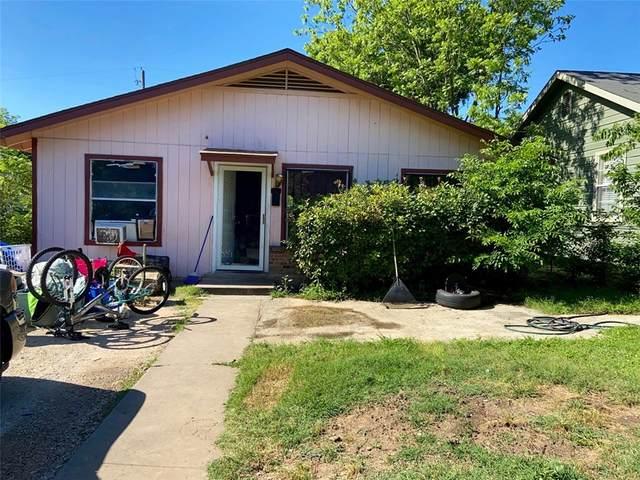 3014 E 14th St, Austin, TX 78702 (#8677452) :: Ben Kinney Real Estate Team