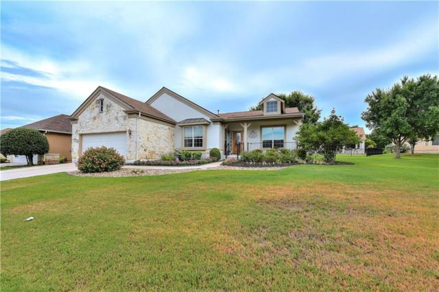 306 Dove Hollow Trl, Georgetown, TX 78633 (#8677510) :: The Perry Henderson Group at Berkshire Hathaway Texas Realty