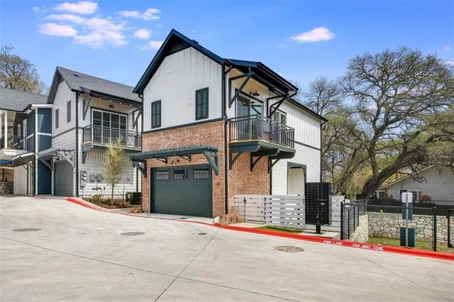 3809 Valley View Rd #20, Austin, TX 78704 (MLS #8678526) :: Green Residential