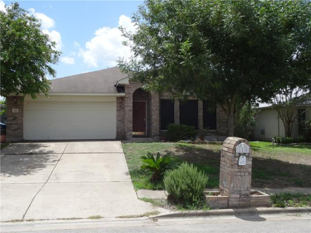 115 Cavalry Trl, Elgin, TX 78621 (#8679215) :: Papasan Real Estate Team @ Keller Williams Realty