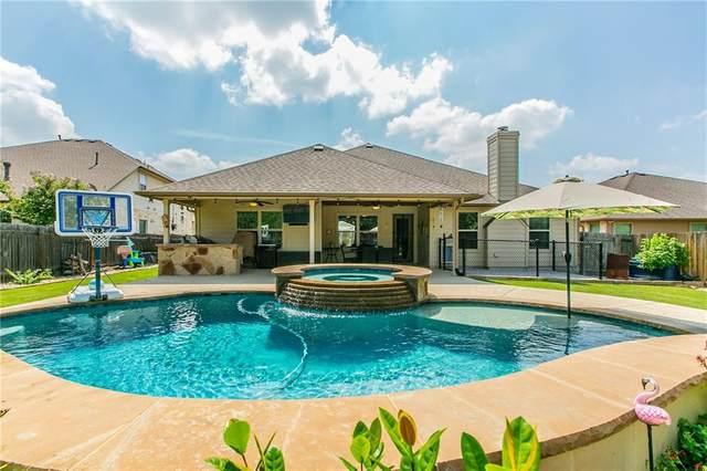136 Florenz Ln, Georgetown, TX 78628 (#8679250) :: Papasan Real Estate Team @ Keller Williams Realty