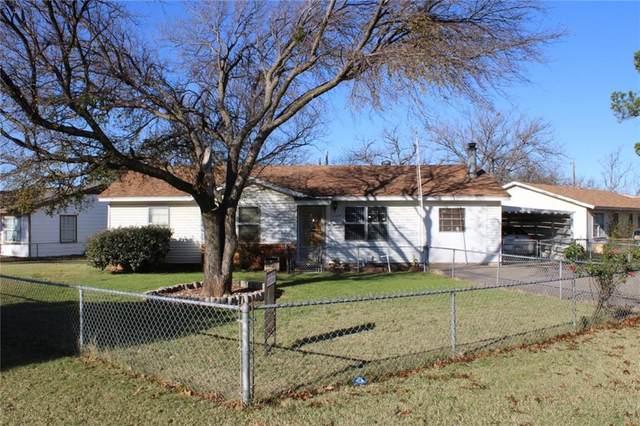 1438 Harris Ln, Wichita Falls, TX 76306 (#8679392) :: Papasan Real Estate Team @ Keller Williams Realty