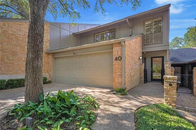 40 Woodstone Sq, Austin, TX 78703 (#8683037) :: Papasan Real Estate Team @ Keller Williams Realty