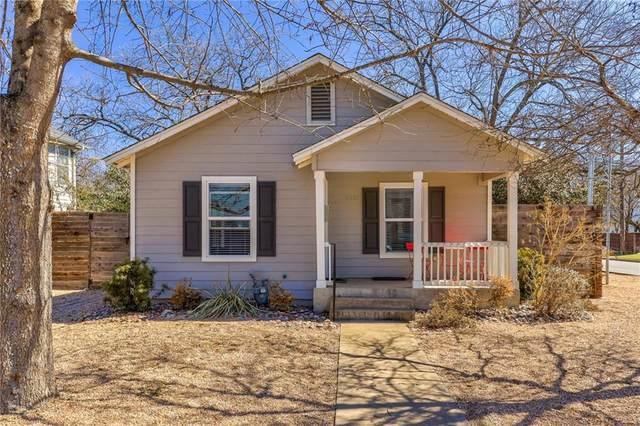 5101 Woodrow Ave #1, Austin, TX 78756 (#8683166) :: Green City Realty