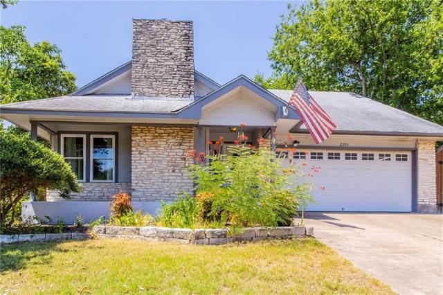 2101 Klattenhoff Dr, Austin, TX 78728 (#8685351) :: Ben Kinney Real Estate Team