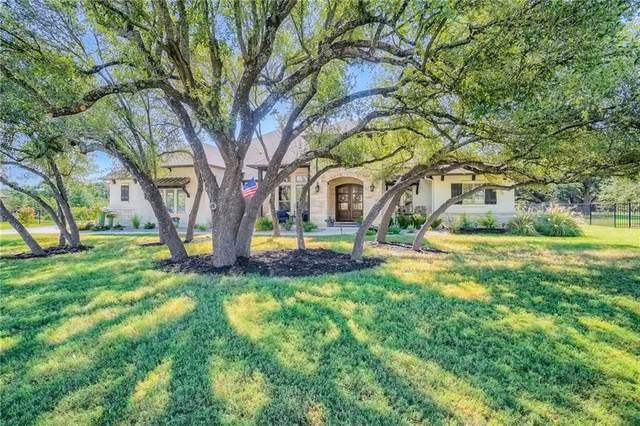 421 Bold Sundown, Liberty Hill, TX 78642 (#8686114) :: First Texas Brokerage Company