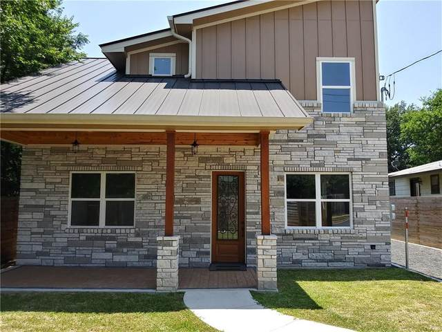 705 Blackson Ave, Austin, TX 78752 (#8688556) :: Papasan Real Estate Team @ Keller Williams Realty
