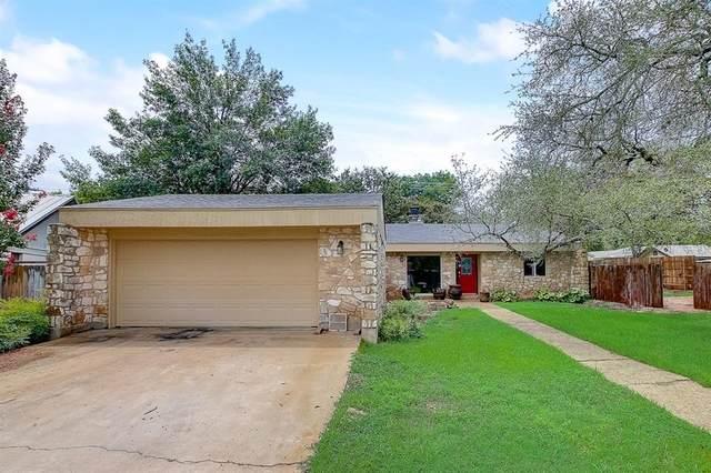 2100 Westwood Ln, Georgetown, TX 78628 (#8689918) :: Papasan Real Estate Team @ Keller Williams Realty