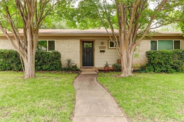 5701 Westminster Dr, Austin, TX 78723 (#8690859) :: The Heyl Group at Keller Williams