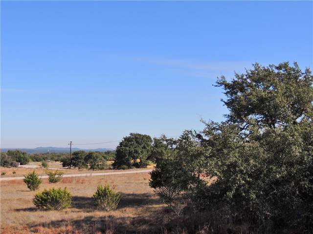 Lot 979 David Gage Ct, Blanco, TX 78606 (#8691063) :: The Perry Henderson Group at Berkshire Hathaway Texas Realty