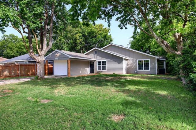 1114 Fisher St, Taylor, TX 76574 (#8691162) :: KW United Group