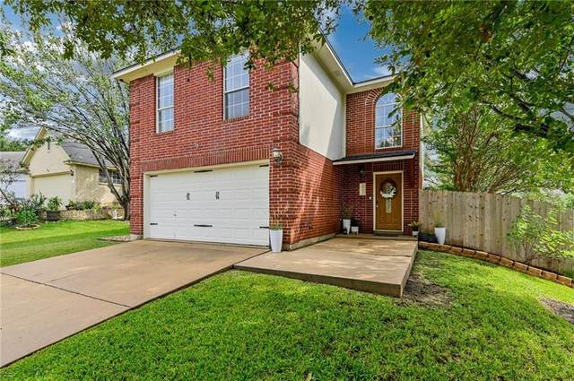 1703 Morningside Cv, Round Rock, TX 78664 (#8692982) :: Papasan Real Estate Team @ Keller Williams Realty