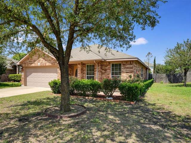 129 Aguilar Dr, Hutto, TX 78634 (#8693190) :: The Summers Group