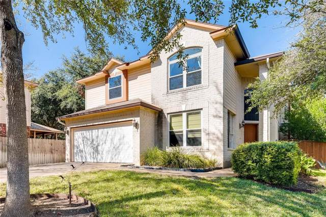 8708 Puckett Ct, Austin, TX 78749 (#8693699) :: The Perry Henderson Group at Berkshire Hathaway Texas Realty