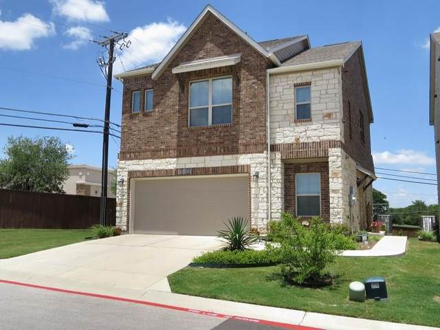 2105 Town Centre Dr #36, Round Rock, TX 78664 (#8695731) :: R3 Marketing Group