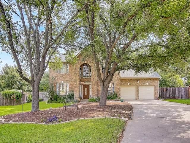 2909 N Phoenix Cv, Round Rock, TX 78665 (#8695920) :: Ben Kinney Real Estate Team