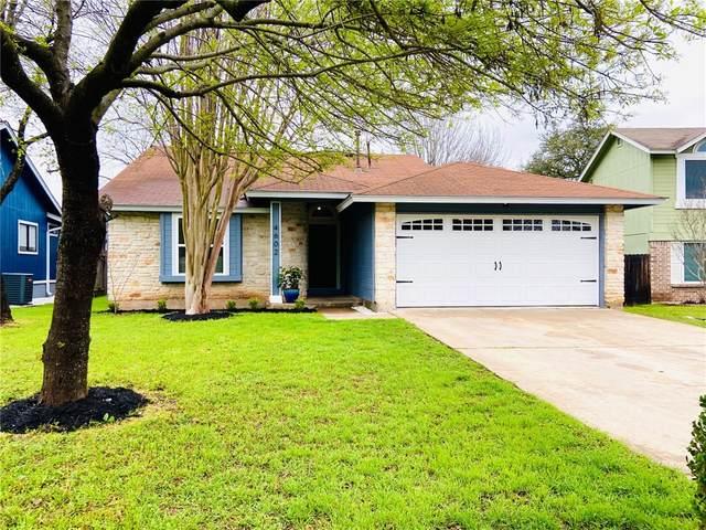 4602 Velasco Pl, Austin, TX 78749 (#8697629) :: Ben Kinney Real Estate Team
