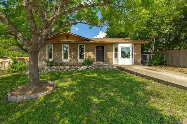 601 Rucker St, Georgetown, TX 78626 (MLS #8698112) :: Brautigan Realty