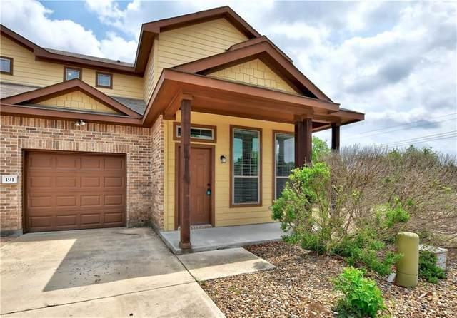 191 Creekside Villa Dr, Kyle, TX 78640 (#8699290) :: Tai Earthman | Keller Williams Realty