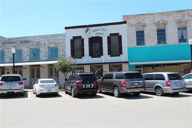 127 E Jackson St, Burnet, TX 78611 (#8699367) :: R3 Marketing Group