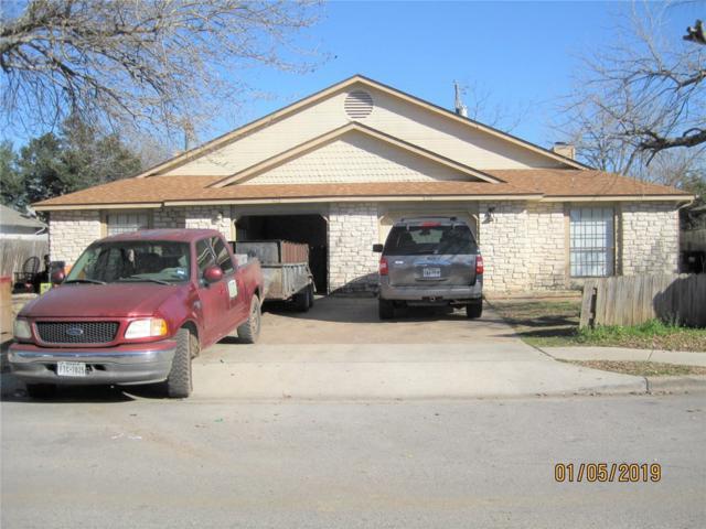 913 & 915 Ridgemont St, Round Rock, TX 78664 (#8703668) :: Papasan Real Estate Team @ Keller Williams Realty