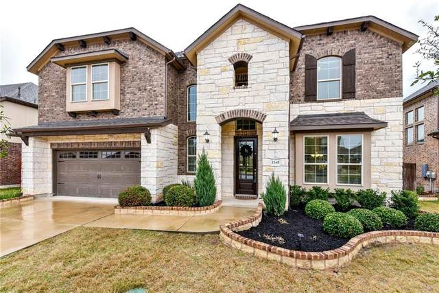 2345 Ox Wagon Trl, Round Rock, TX 78665 (#8704020) :: Realty Executives - Town & Country