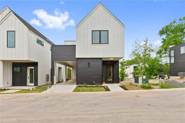 3807 E 51st St #5, Austin, TX 78723 (MLS #8705119) :: Brautigan Realty