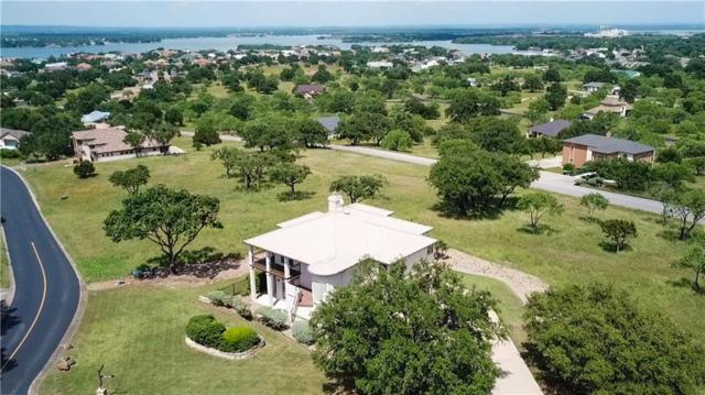 3305 Close Call, Horseshoe Bay, TX 78657 (#8706573) :: NewHomePrograms.com LLC