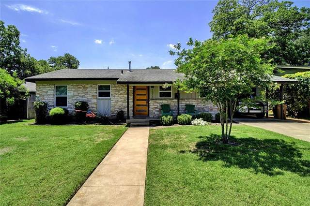 1311 Yorkshire Dr, Austin, TX 78723 (#8709473) :: The Perry Henderson Group at Berkshire Hathaway Texas Realty