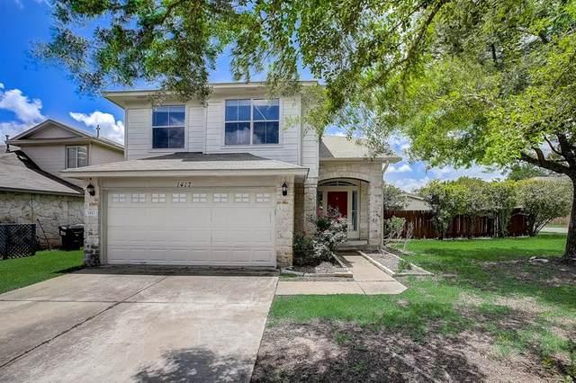 1417 Molson Lake Dr, Leander, TX 78641 (#8709751) :: Papasan Real Estate Team @ Keller Williams Realty