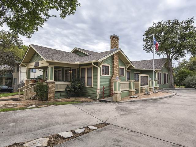 415 Burleson St, San Marcos, TX 78666 (#8710574) :: The Heyl Group at Keller Williams