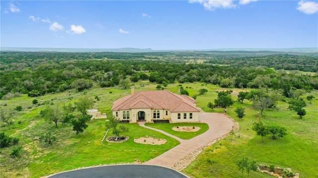 289 Bergman Blf, Round Mountain, TX 78663 (#8710913) :: Papasan Real Estate Team @ Keller Williams Realty