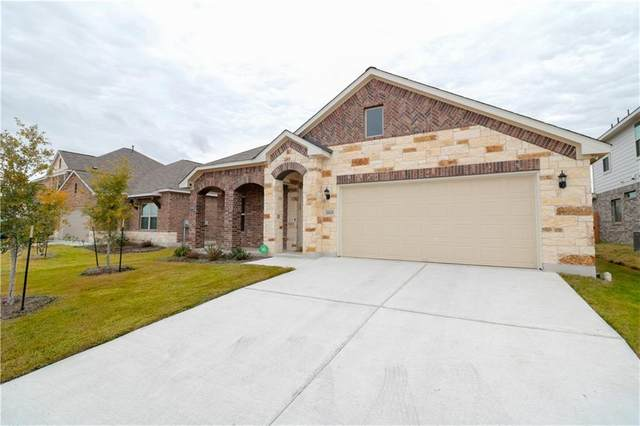 11825 Carrizo Springs Path, Manor, TX 78653 (#8711041) :: Realty Executives - Town & Country