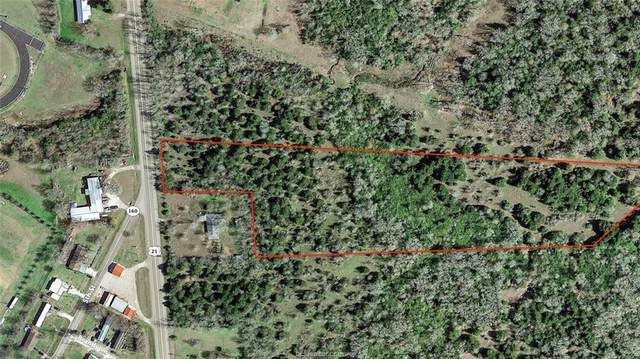 TBD Hwy 21 W, Midway, TX 77872 (#8711509) :: Papasan Real Estate Team @ Keller Williams Realty