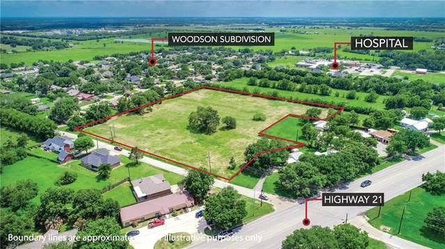 TBD (5.646 acres) Hull St, Caldwell, TX 77836 (#8712564) :: Sunburst Realty