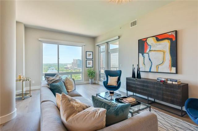 603 Davis St #2101, Austin, TX 78701 (#8712845) :: Papasan Real Estate Team @ Keller Williams Realty