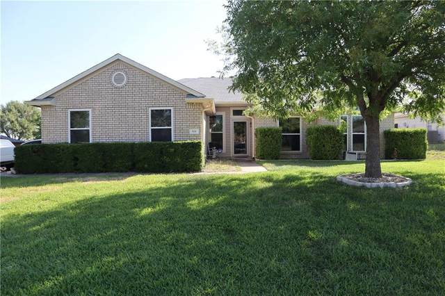 614 Hogan Dr, Harker Heights, TX 76548 (#8712927) :: All City Real Estate