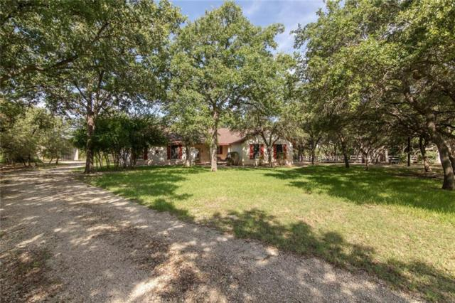 113 Ridgewood Cv, Georgetown, TX 78633 (#8713663) :: Papasan Real Estate Team @ Keller Williams Realty