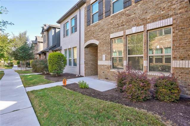7220 Wyoming Springs Dr #602, Round Rock, TX 78681 (#8714280) :: Azuri Group | All City Real Estate