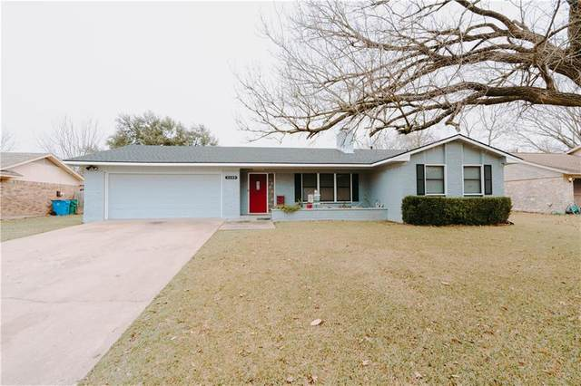 2600 Donna Dr, Taylor, TX 76574 (#8714720) :: Papasan Real Estate Team @ Keller Williams Realty