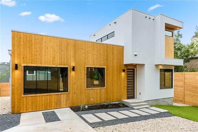 2805 Oak Crest Ave #2, Austin, TX 78704 (#8716130) :: Green City Realty