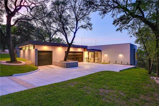 706 Loma Linda Dr, West Lake Hills, TX 78746 (#8720783) :: The Perry Henderson Group at Berkshire Hathaway Texas Realty