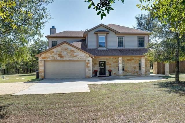 105 Bar L Mesa Dr, Cedar Creek, TX 78612 (#8721057) :: First Texas Brokerage Company