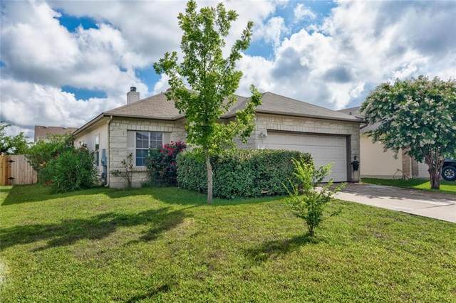 102 Wegstrom St, Hutto, TX 78634 (#8721095) :: The Perry Henderson Group at Berkshire Hathaway Texas Realty