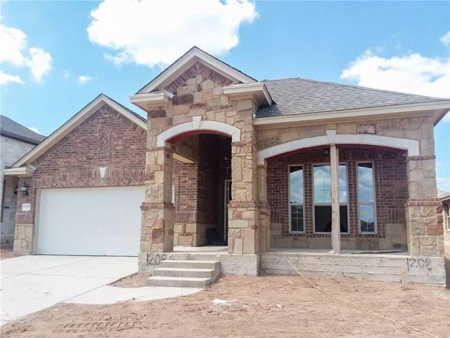 1208 Matt Ln, Round Rock, TX 78665 (#8722542) :: Ana Luxury Homes
