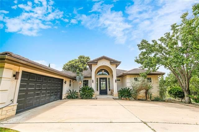 107 Buckeye, Horseshoe Bay, TX 78657 (#8722567) :: Papasan Real Estate Team @ Keller Williams Realty