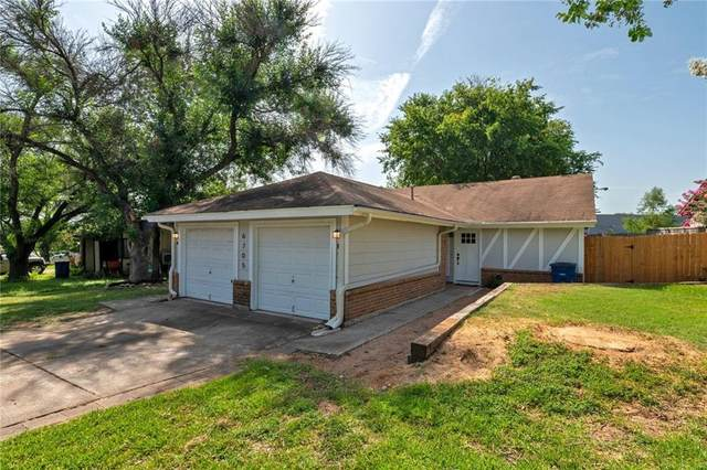 6705 Deatonhill Dr, Austin, TX 78745 (MLS #8723334) :: The Barrientos Group